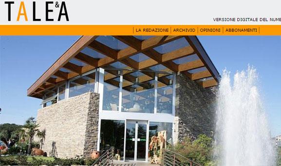 pubblicazioni Edilizia e Territorio Architetto Wolfango Masocco edificio Jumbo Collection
